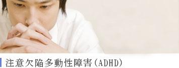 ADHD(注意欠如・多動性障害)